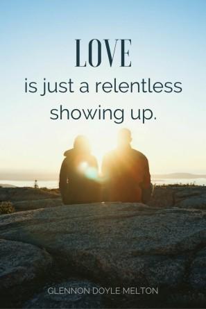 love relentlessly